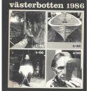 Västerbotten : Västerbottens läns hembygdsförenings årsbok 1986 - Red.