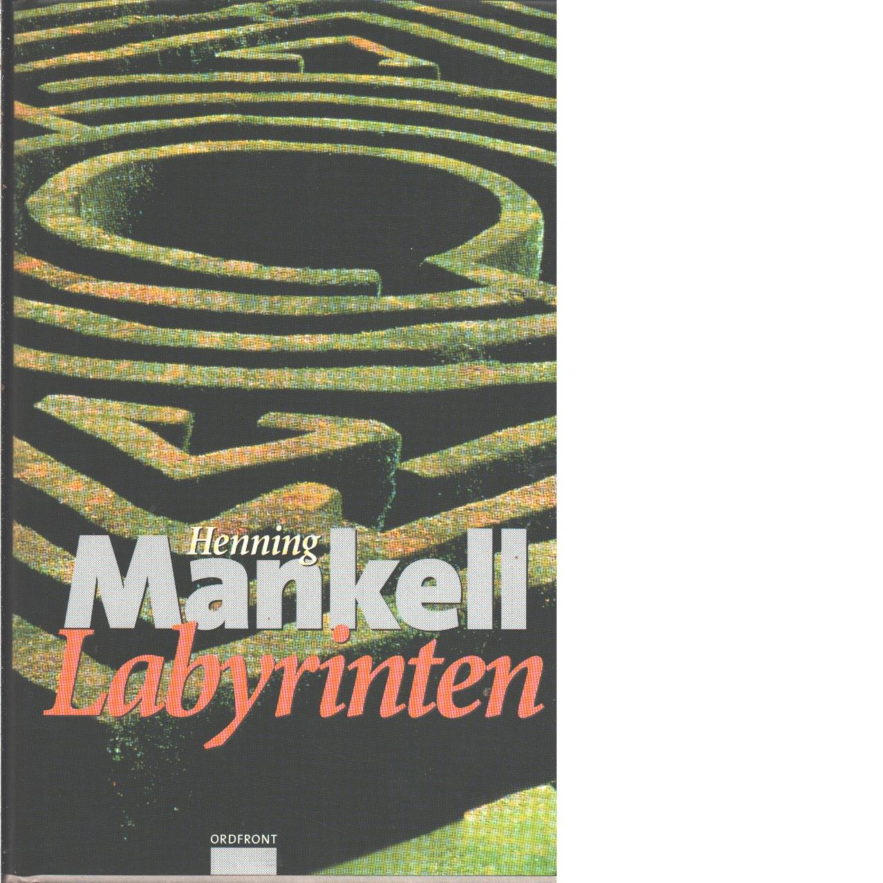 Labyrinten - Mankell, Henning