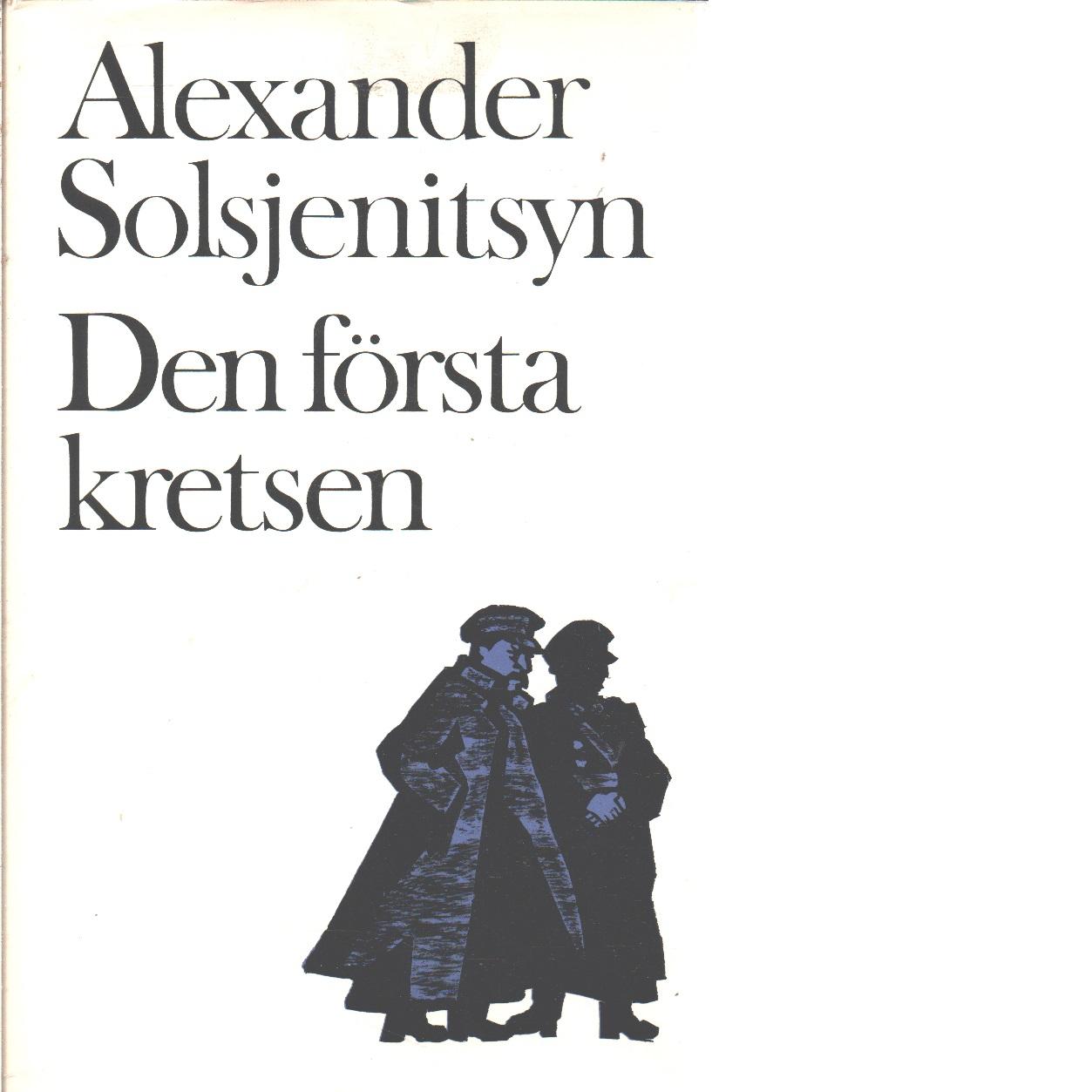Den första kretsen - Solženicyn, Aleksandr Isaevič