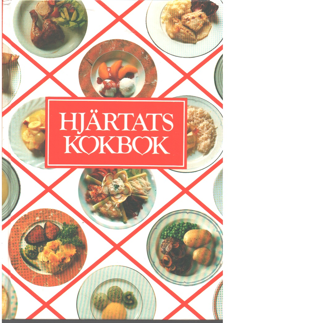 Hjärtats kokbok  - Red.Nygren, Åke