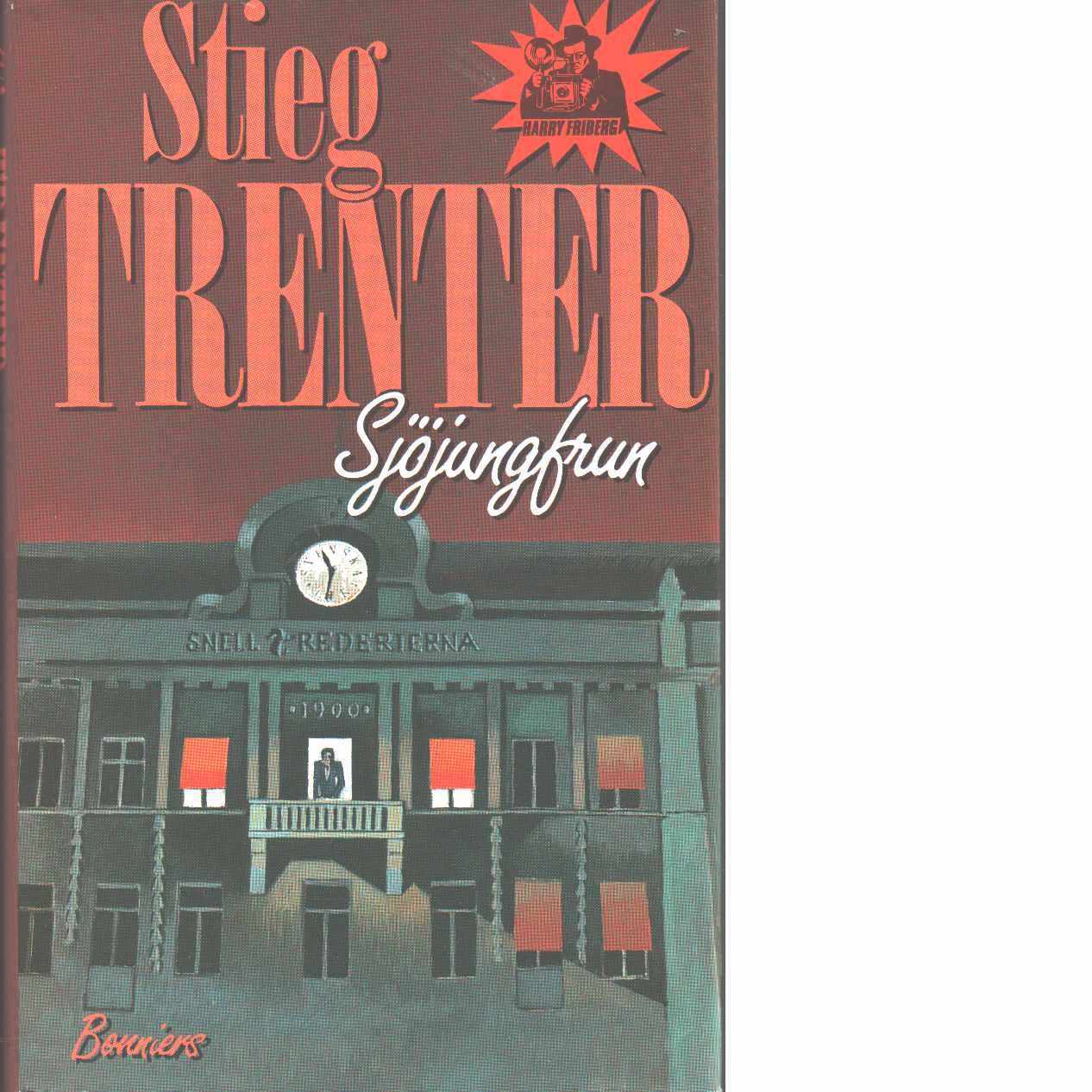 Sjöjungfrun  - Trenter, Stieg
