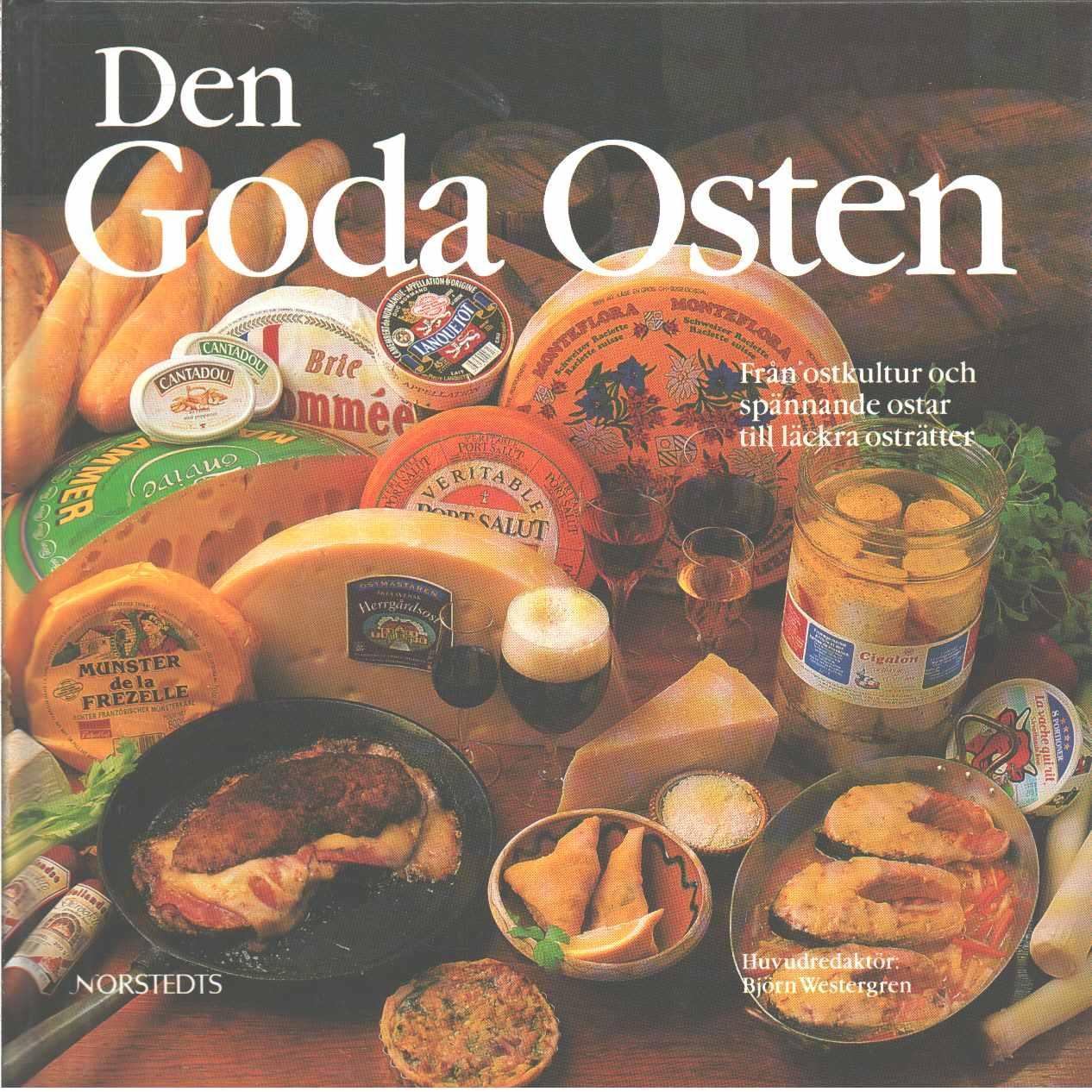 Den goda osten - Westergren, Björn