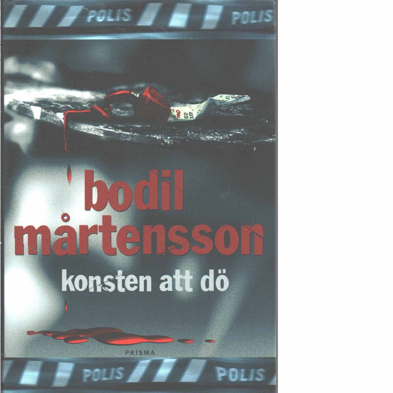 Konsten att dö - Mårtensson, Bodil