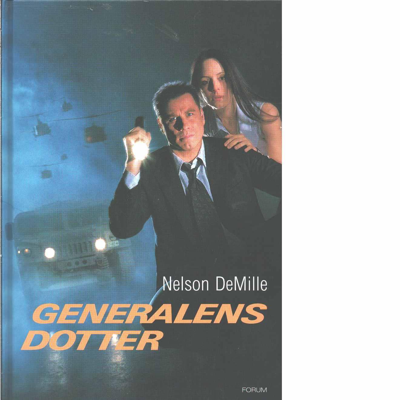 Generalens dotter - DeMille, Nelson