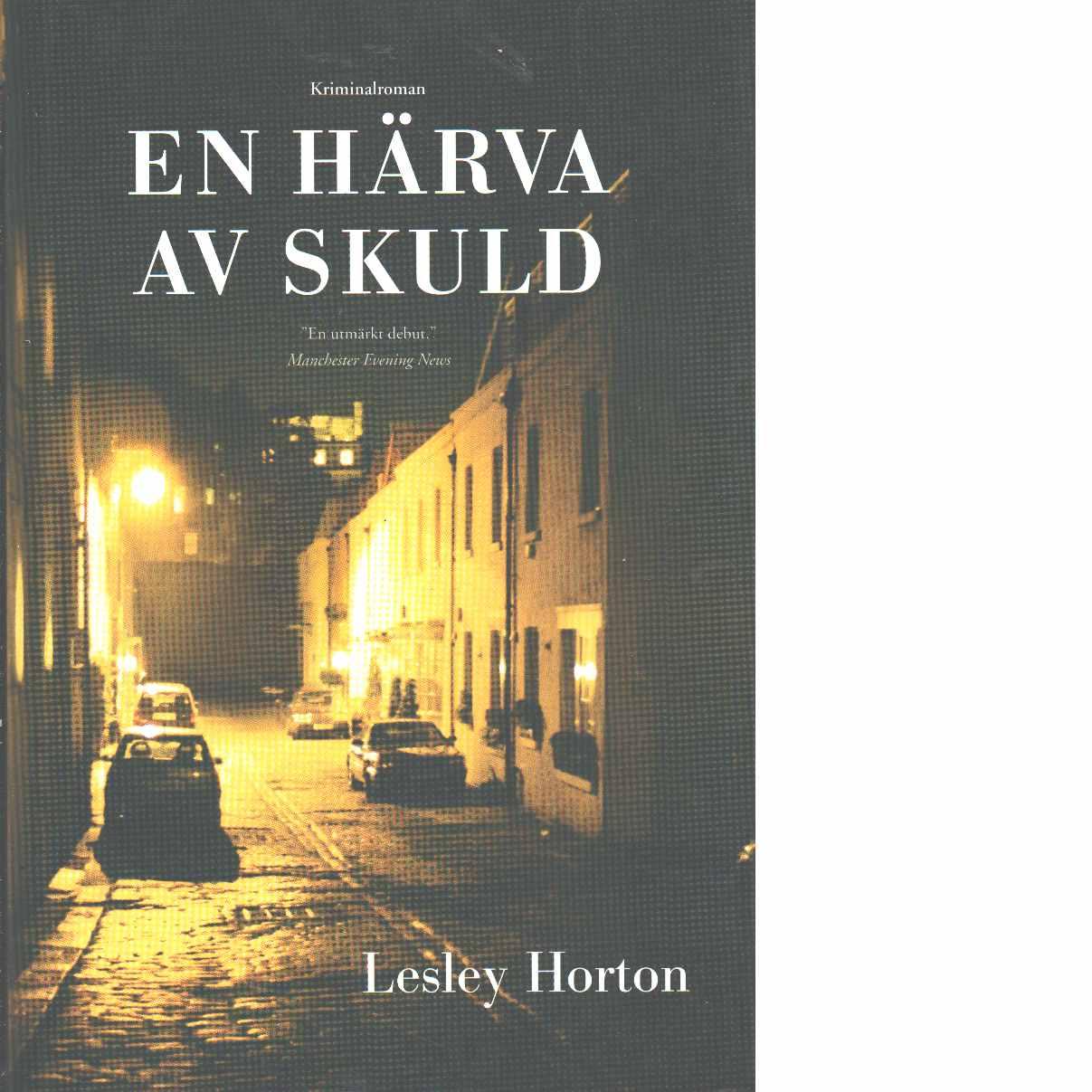 En härva av skuld - Horton, Lesley