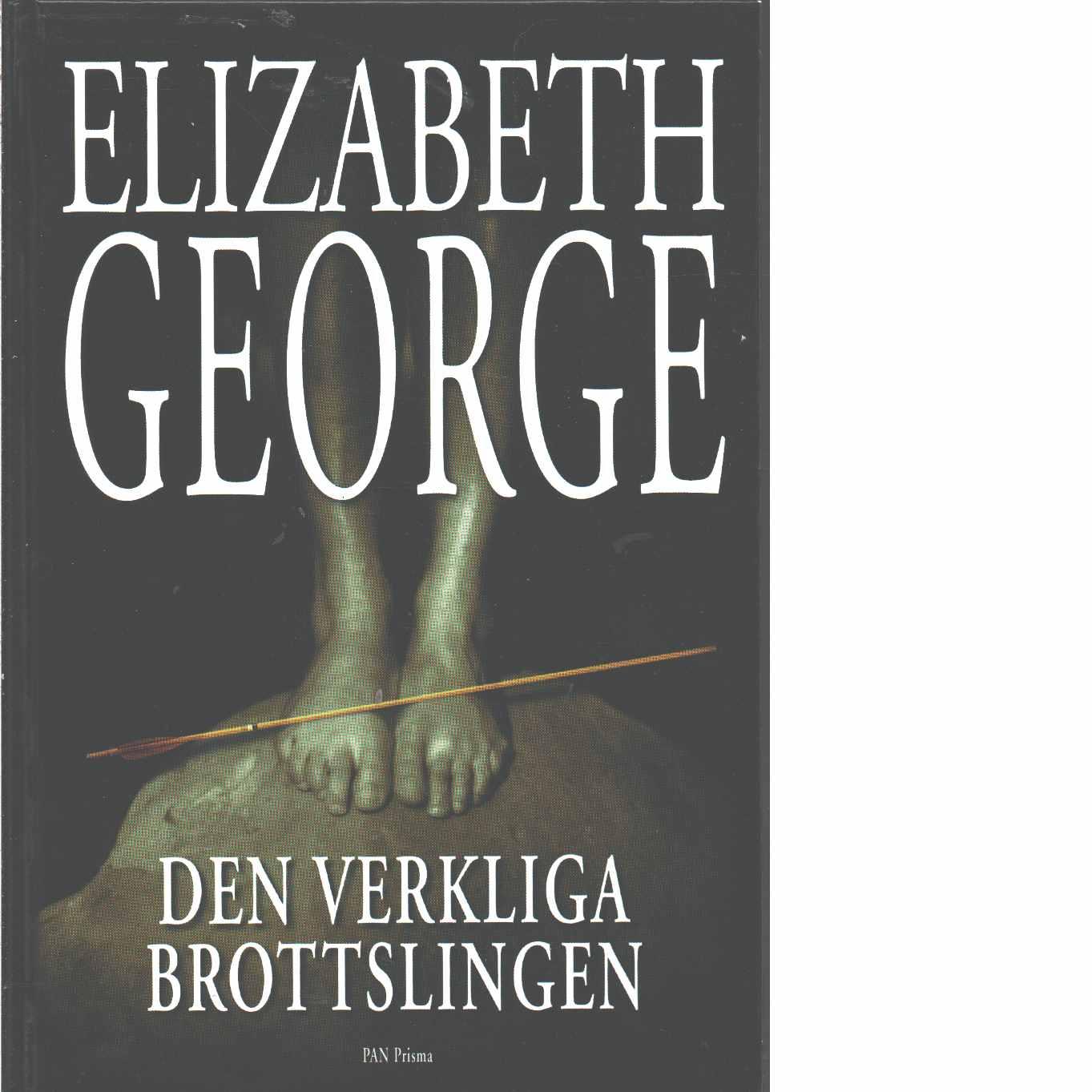 Den verkliga brottslingen - George, Elizabeth