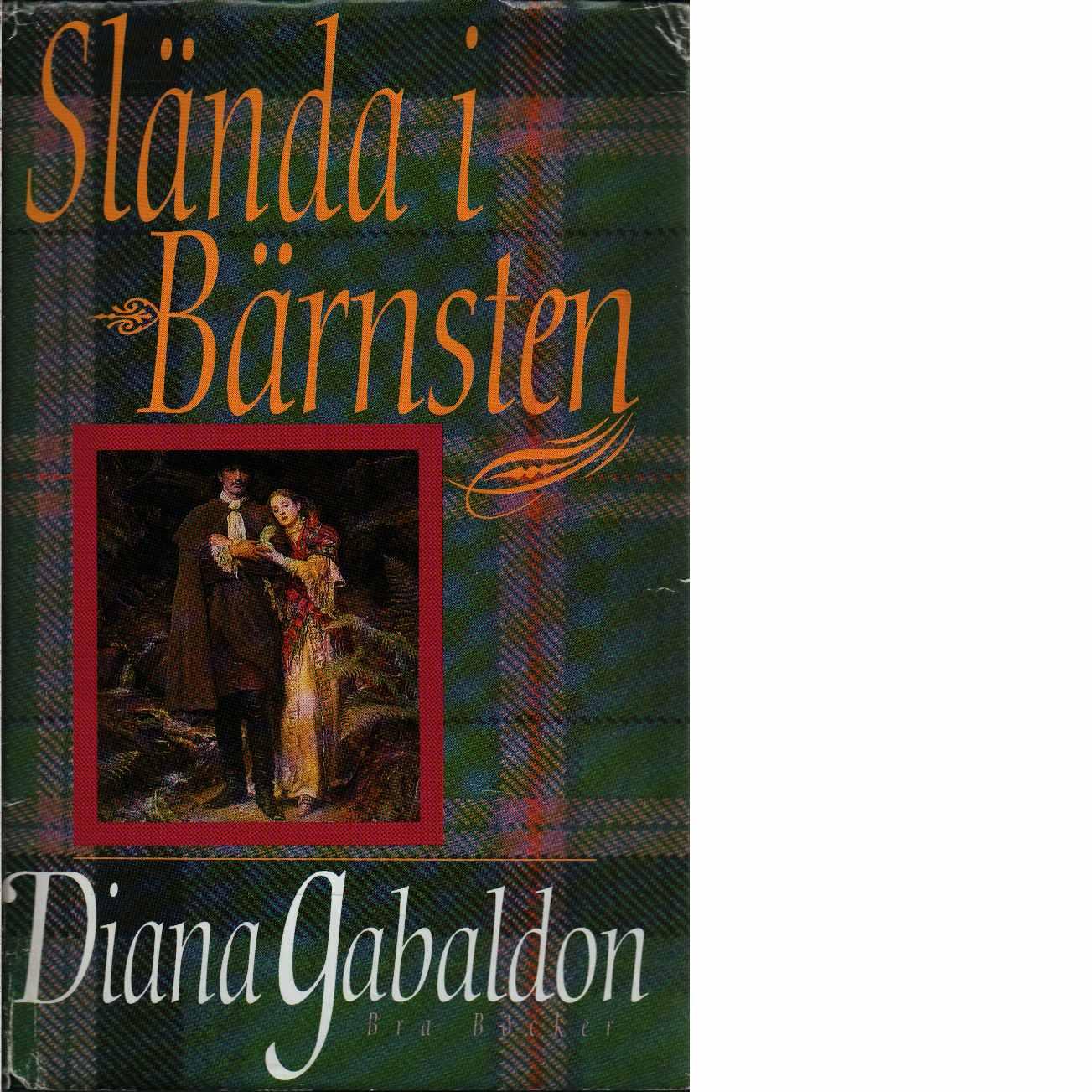 Slända i bärnsten - Gabaldon, Diana
