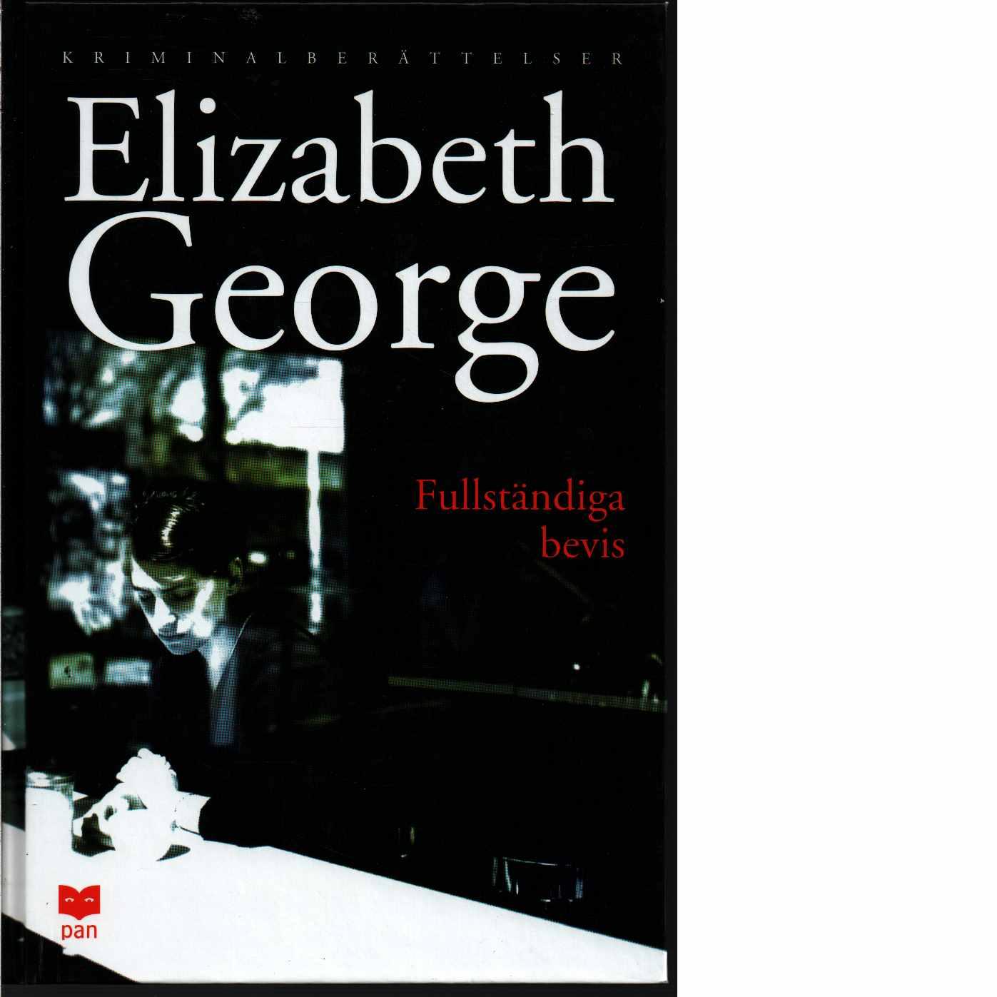 Fullständiga bevis - George, Elizabeth