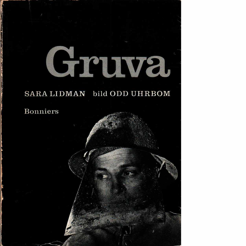 Gruva - Lidman, Sara