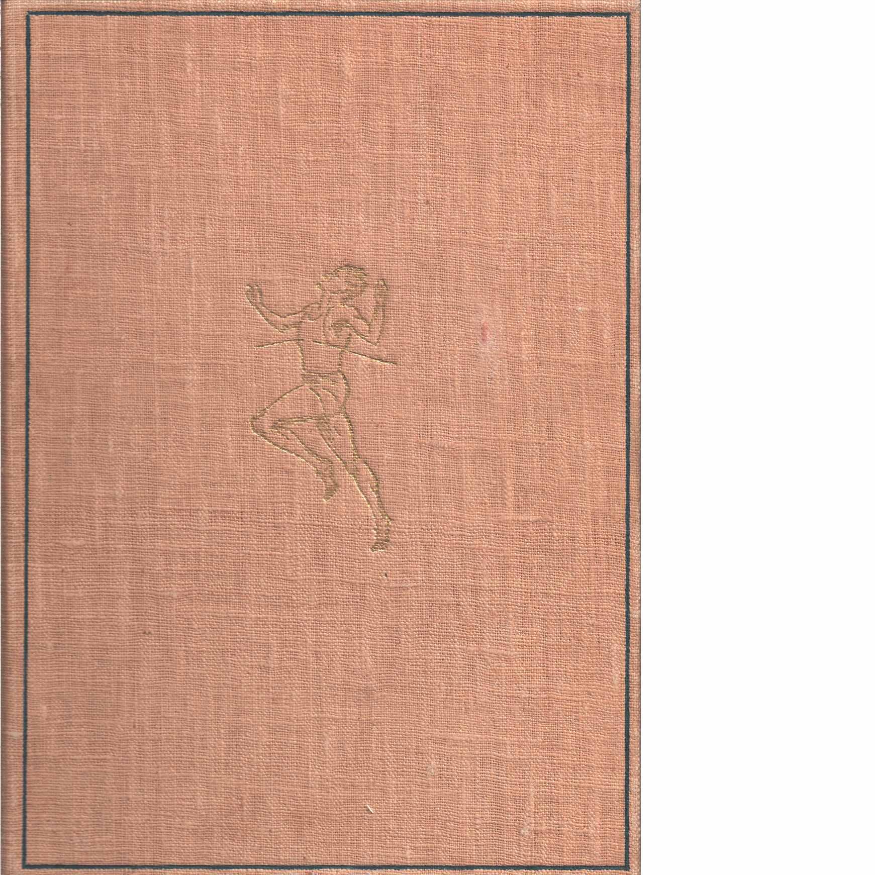 Mot världsrekorden : en bokfilm över svensk fri idrott 1906-1945 - Red. Lindhagen, Sven