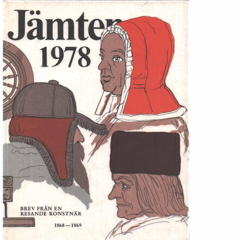 Jämten 1978 - Rentzhog, Sten