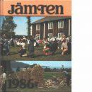 Jämten 1986 : Länsmuseets och Heimbygdas årsbok. Årg. 83 - Red.