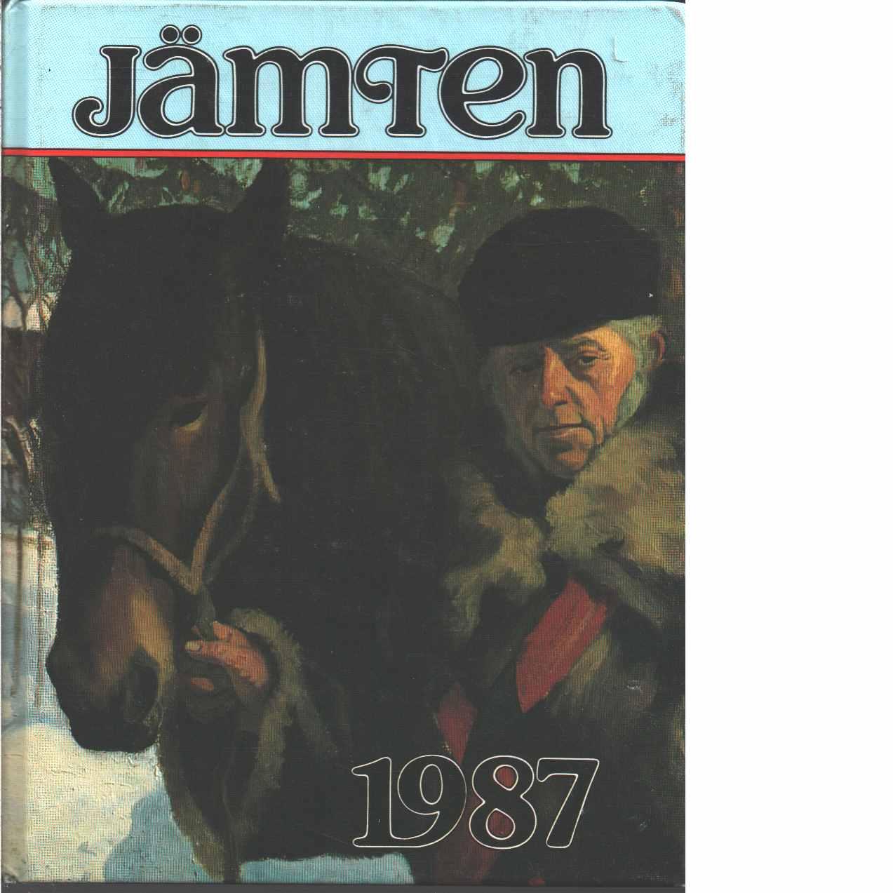 Jämten 1987 - Red.