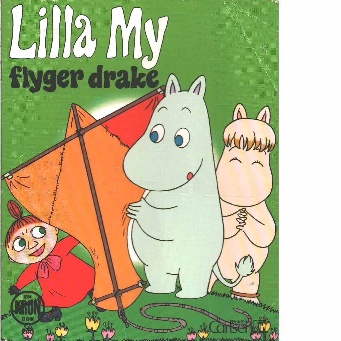 Lilla My flyger drake - Jansson, Lars