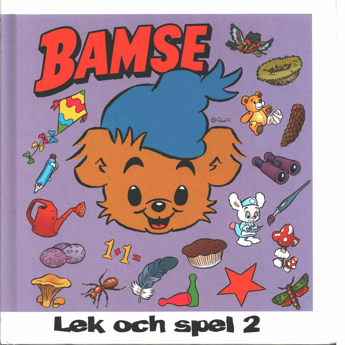 Lek och spel 2 - Andréasson, Rune