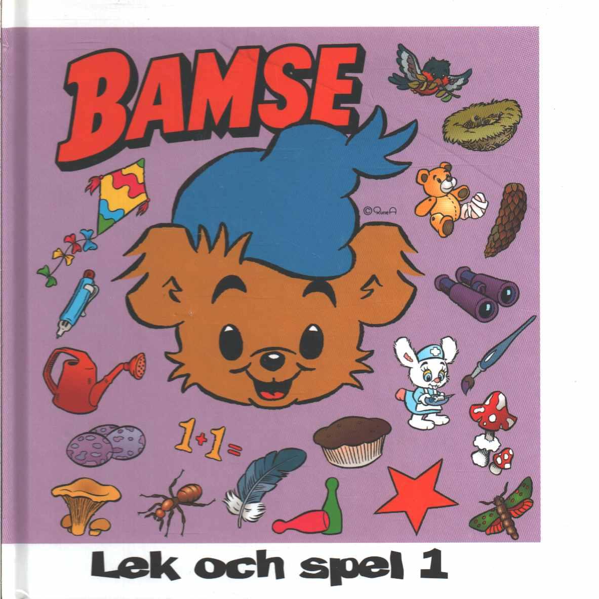 Lek och spel 1 - Andréasson, Rune