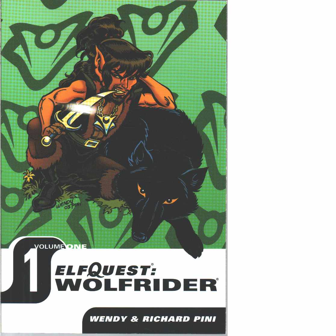 Elfquest: Wolfrider - Volume 1 -  Pini, Richard