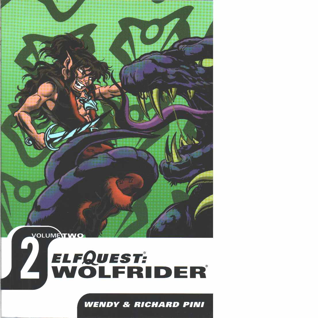 Elfquest: Wolfrider - Volume 2 -  Pini, Richard