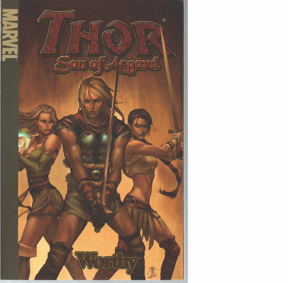 Thor: Son of Asgard - Volume 2: Worthy -  Comics,  Marvel