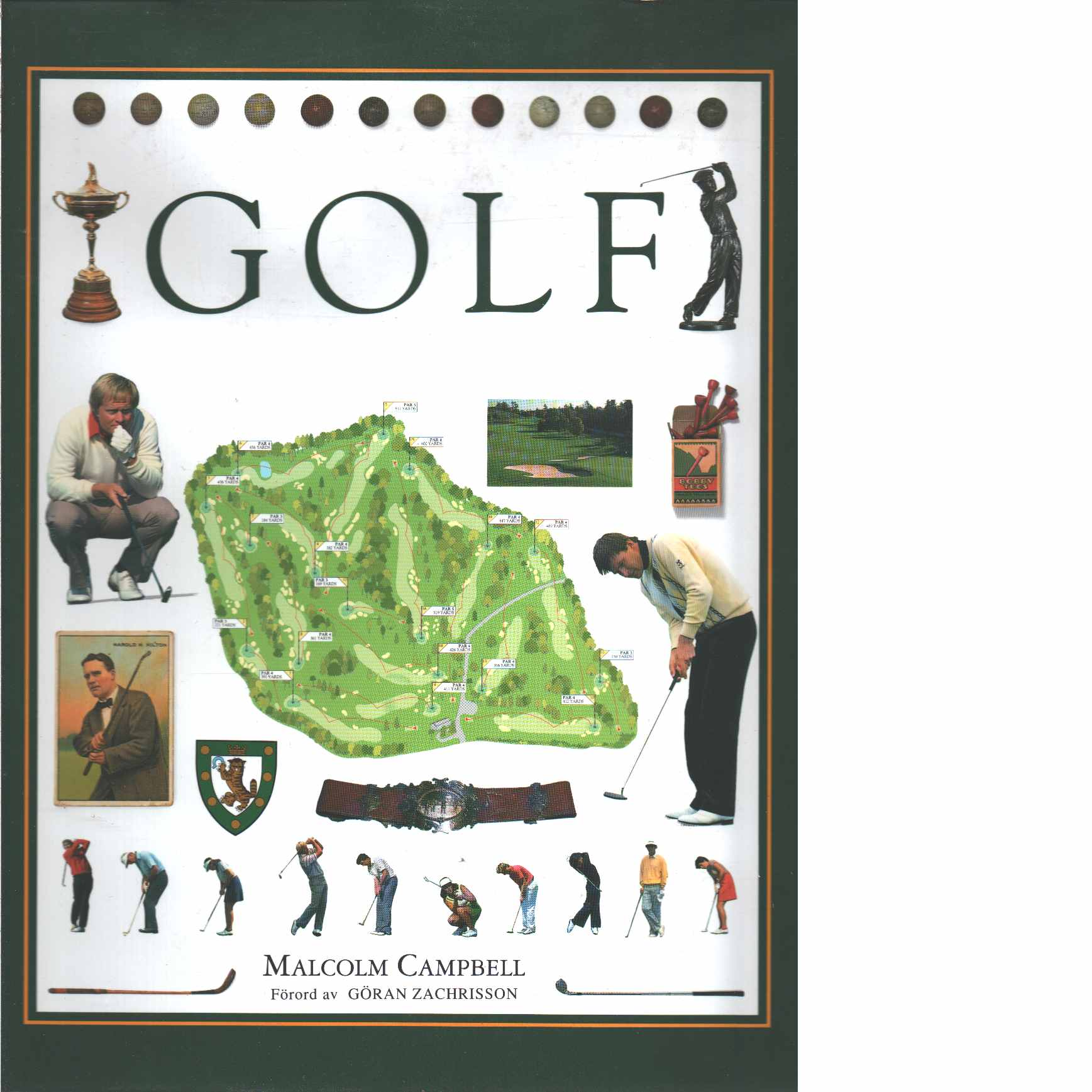 Golf - Campbell, Malcolm