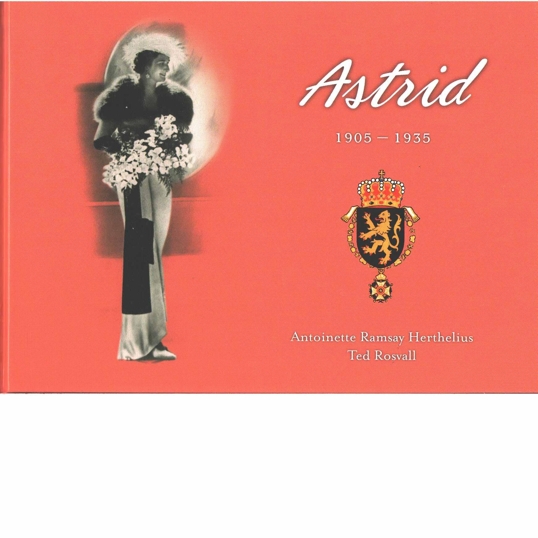 Astrid : 1905-1935  - Ramsay Herthelius, Antoinette och Ramsay Herthelius, Antoinette