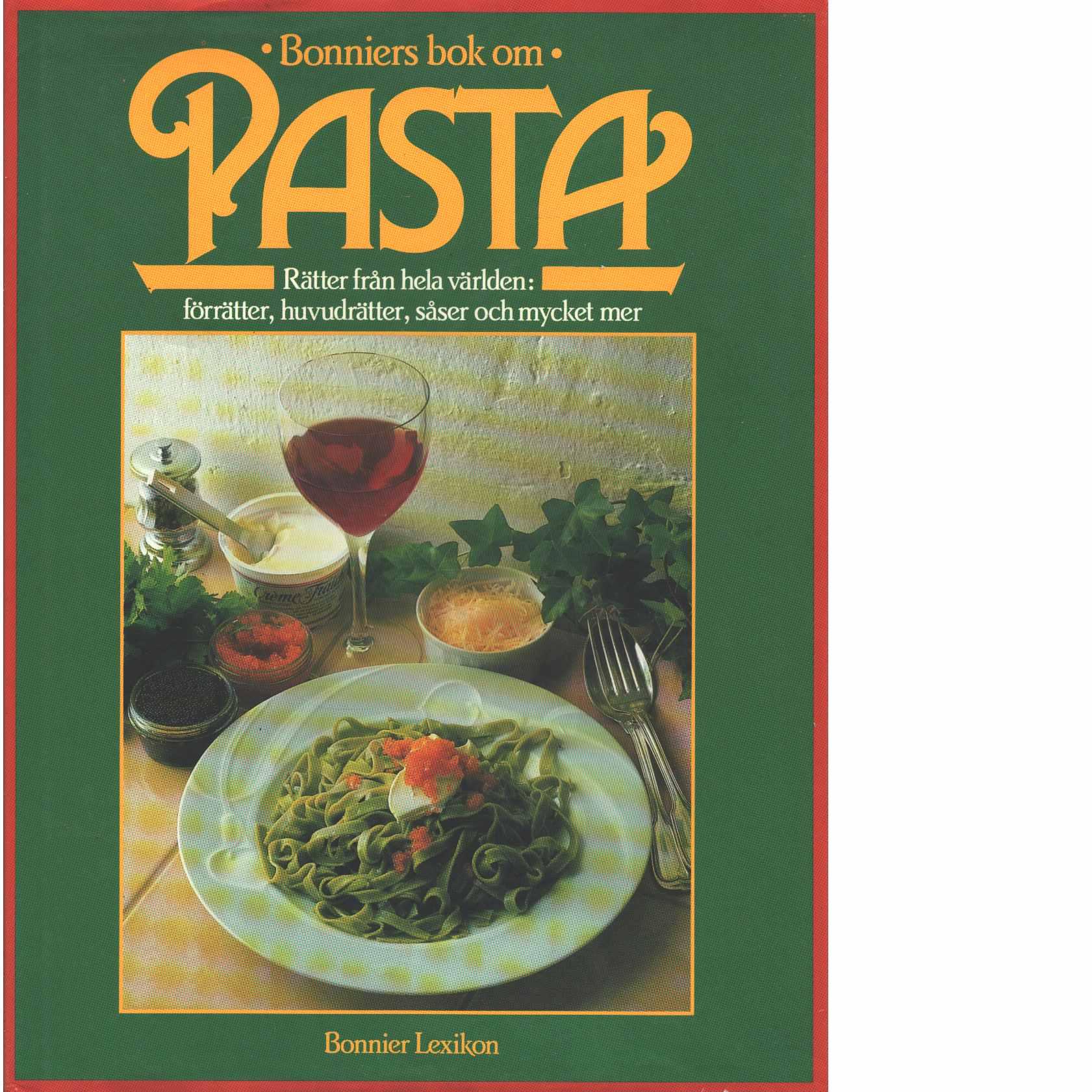 Pasta - Red.