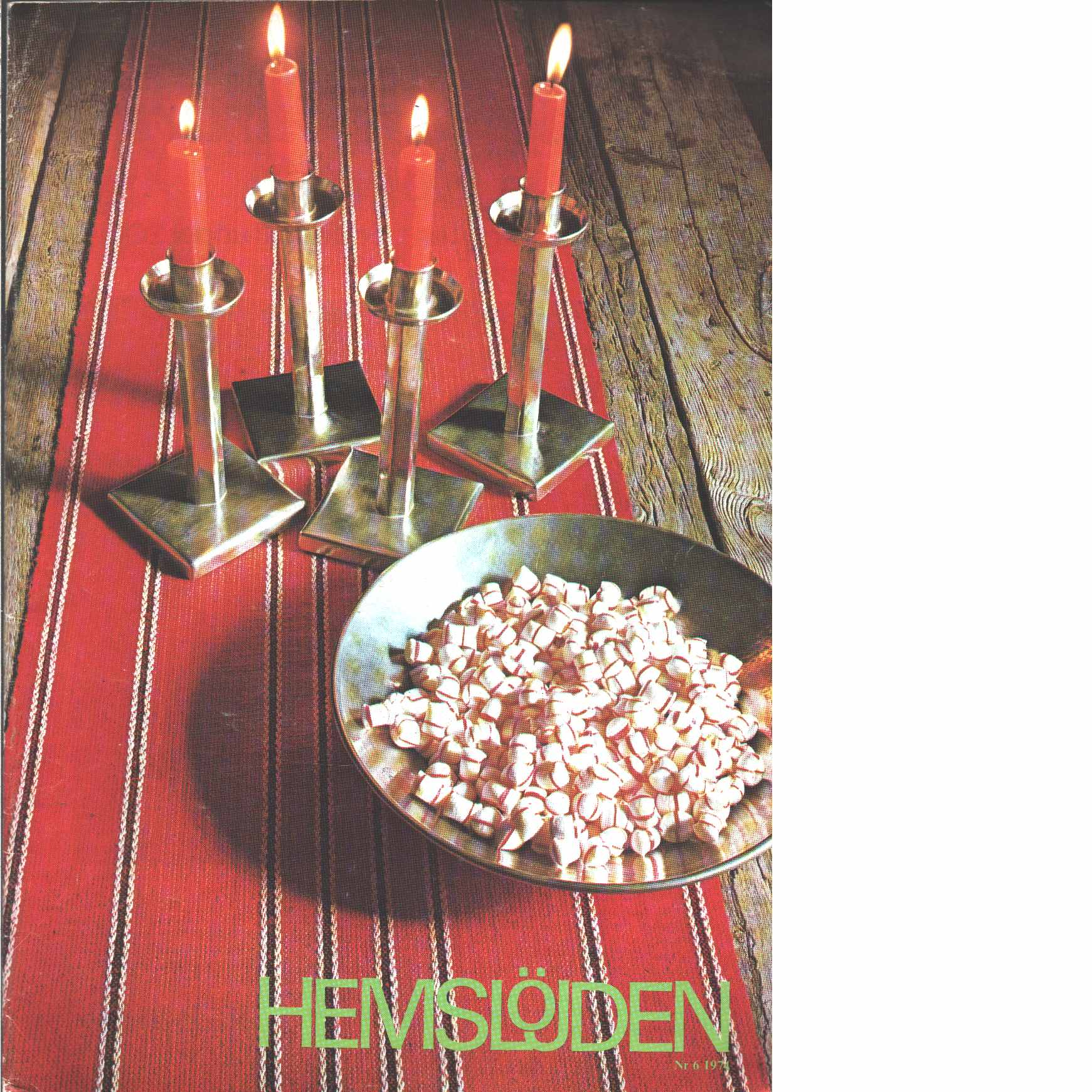 Hemslöjden 5-1974 - Red.