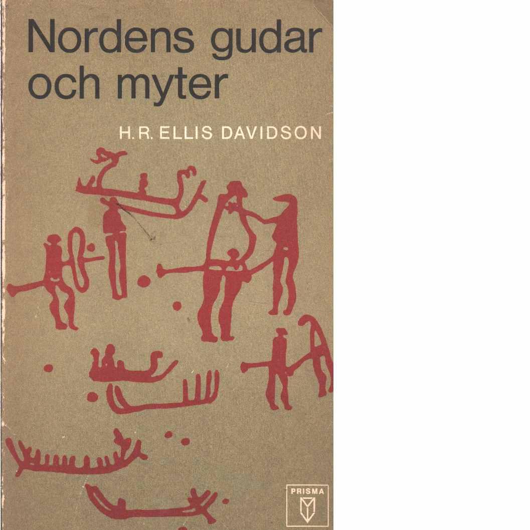 Nordens gudar och myter - Davidson, Hilda Roderick Ellis
