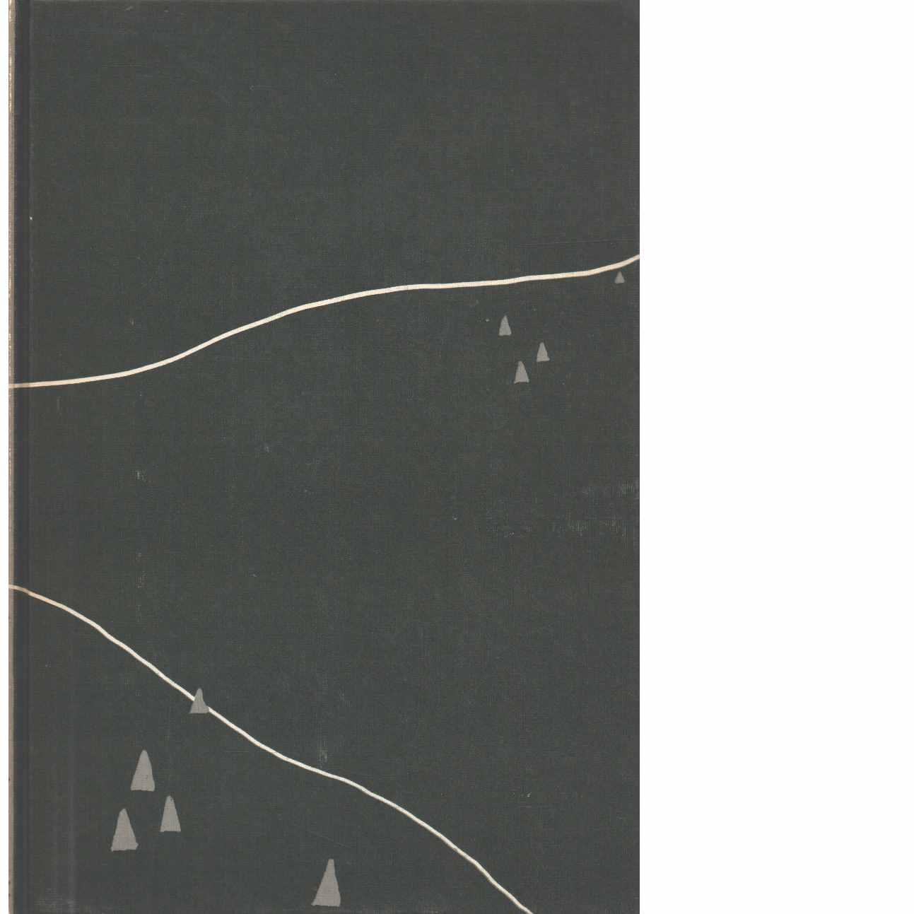Viddernas vandrare : valda skildringar från landet i norr - Manker, Ernst