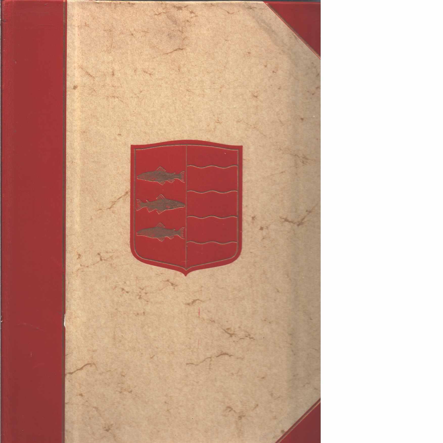 Västernorrlands län i ord och bild : en hundraårskrönika - Red.Lignell, Harald och Westerberg, Jan Olov