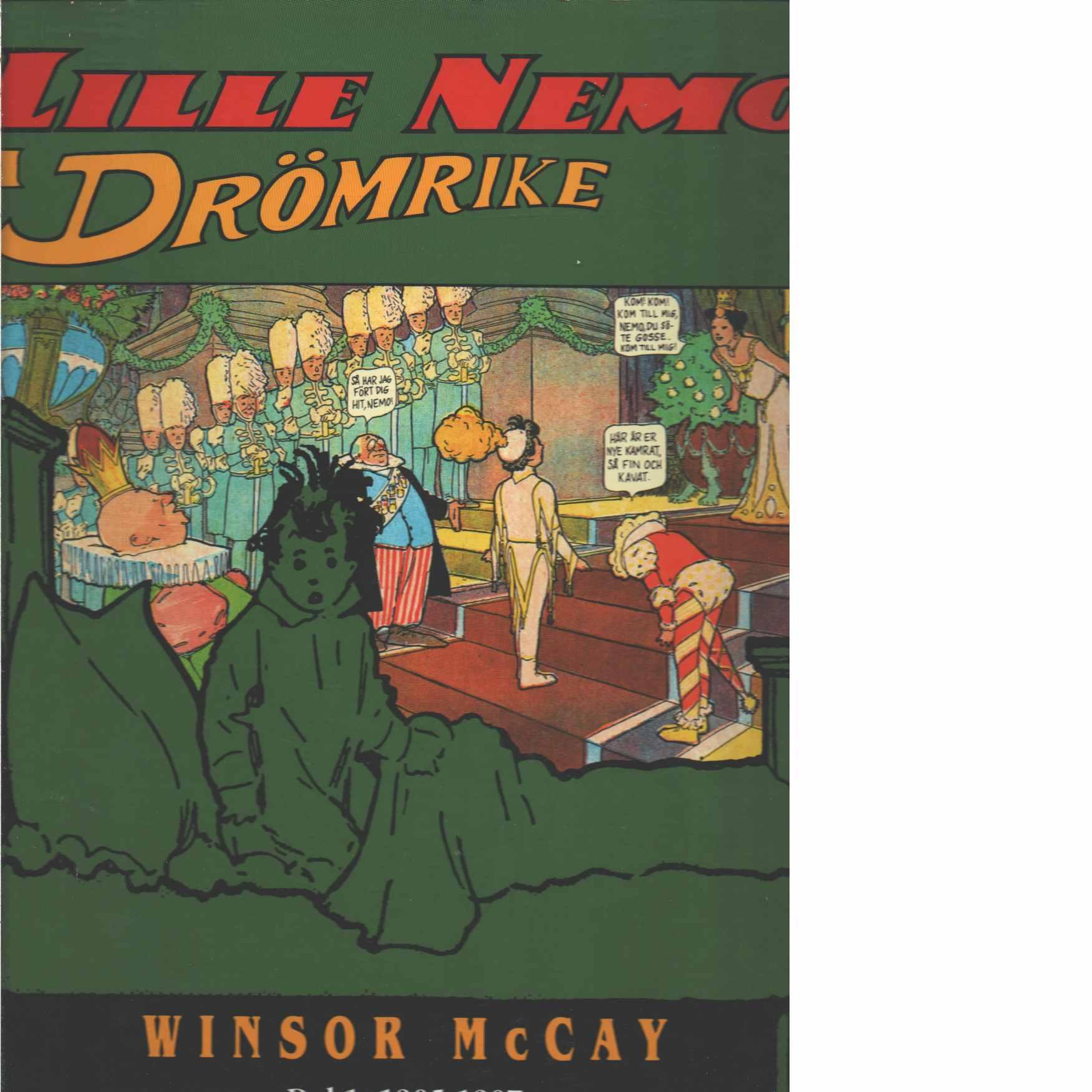 Lille Nemo i drömrike - Mc Cay, Winnsor