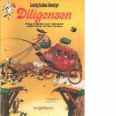 Lucky Lukes äventyr : Diligensen  - Morris och Goscinny, René