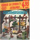 Spirous äventyr  : Guldmaskinen - Franquin, André och Fournier, Jean Claude