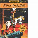 Lucky Lukes äventyr : Allt om Lucky Luke - Morris och Goscinny, René