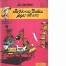 Lucky Lukes äventyr : Bröderna Dalton jagar ett arv - Morris och Goscinny, René