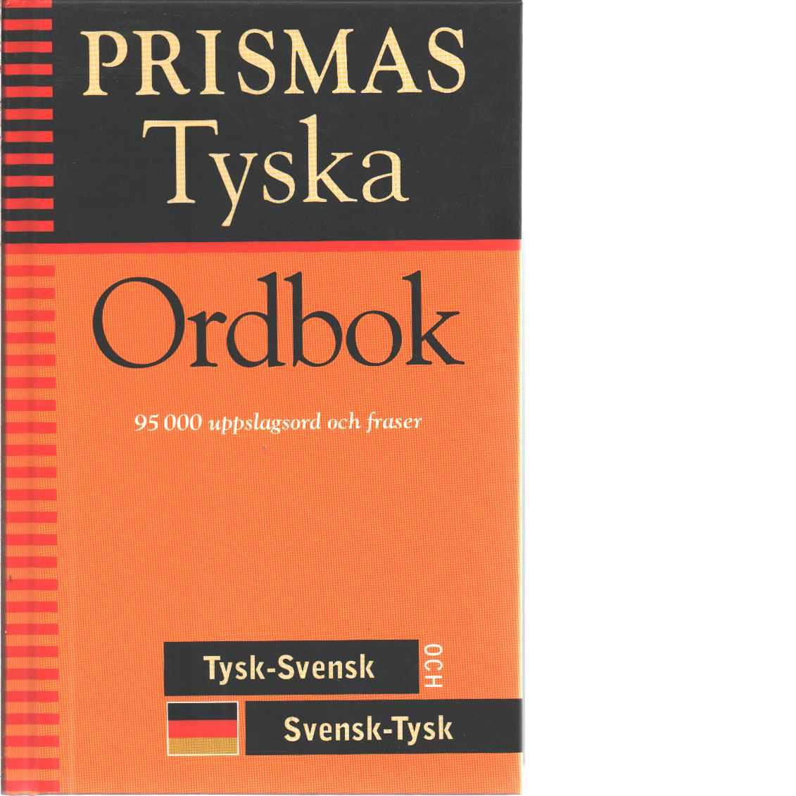 Prismas tyska ordbok  - Red.