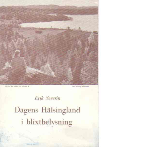 Dagens Hälsingland i blixtbelysning - Severin, Erik