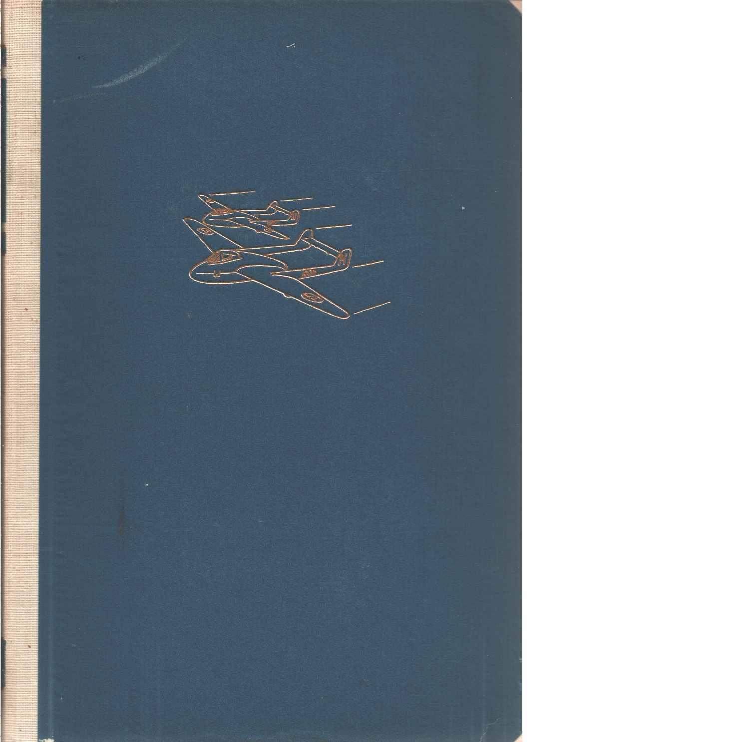 Ett år i luften : flygets årsbok 1954 - Red.