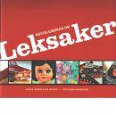 Nostalgiboken om leksaker - Triberg, Annica och Kallhed, Eva