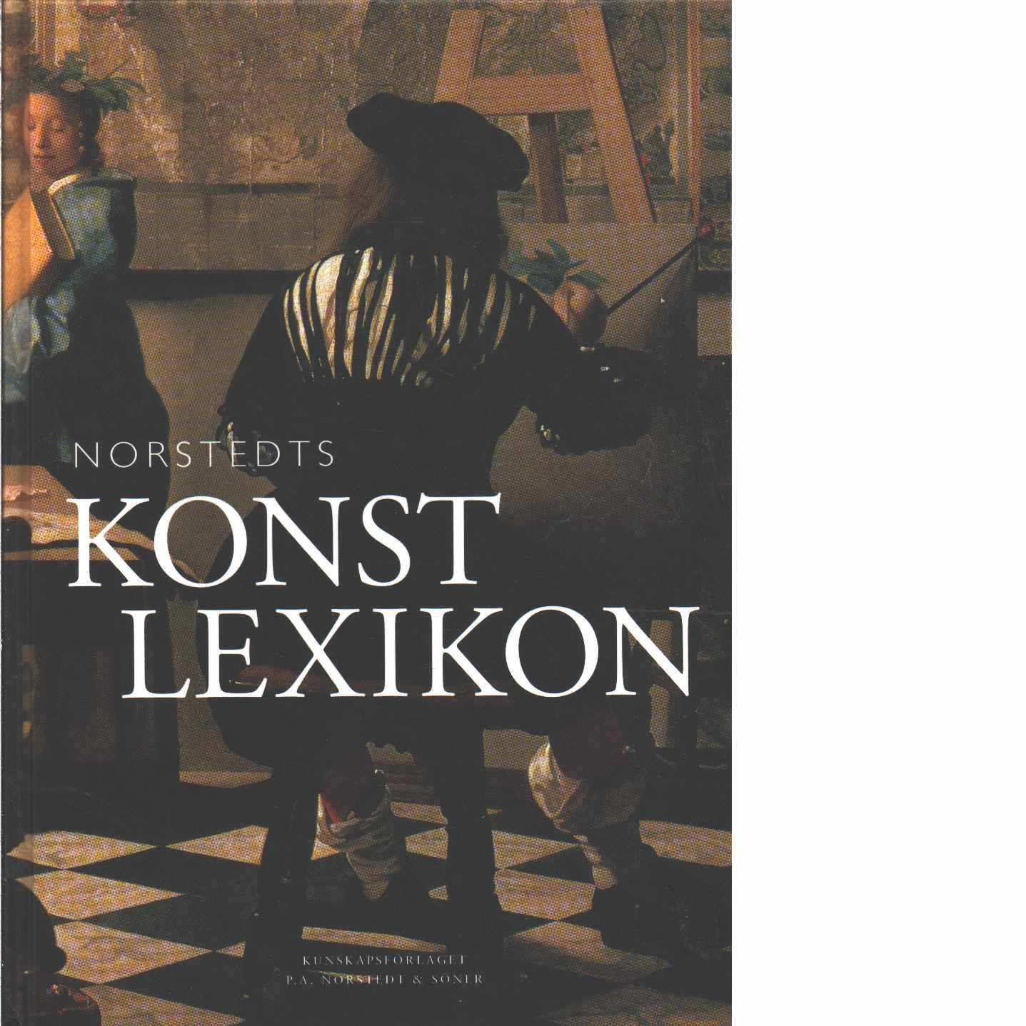 Norstedts konstlexikon - Ångström-Grandien, Inga Lena