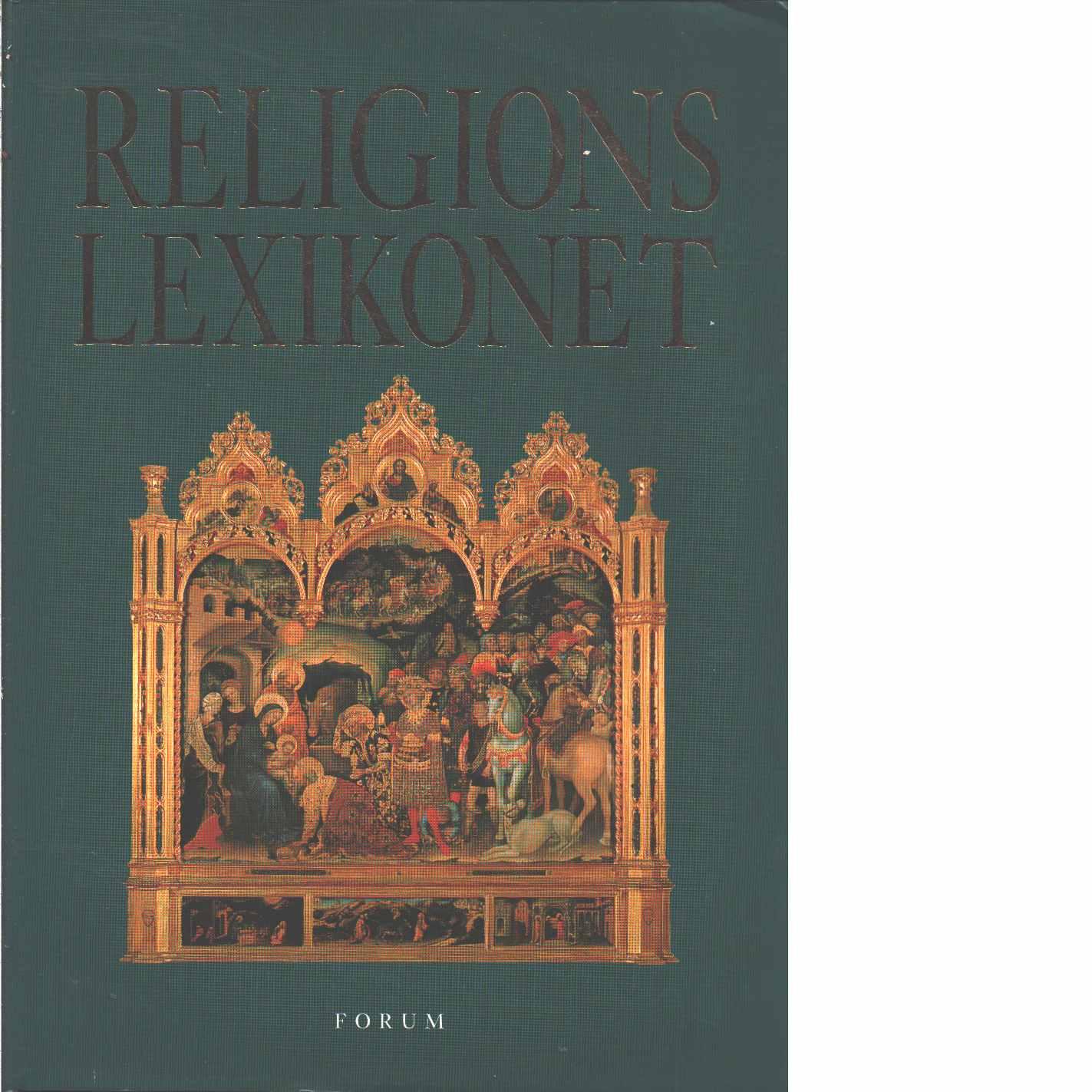 Religionslexikonet - Red.