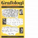 Grafologi : handstilens psykologi - Lundgren, Gustaf