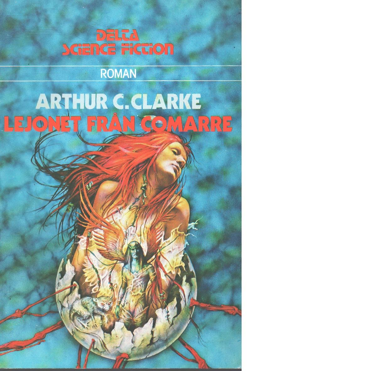 Lejonet från Comarre - Clarke, Arthur C.