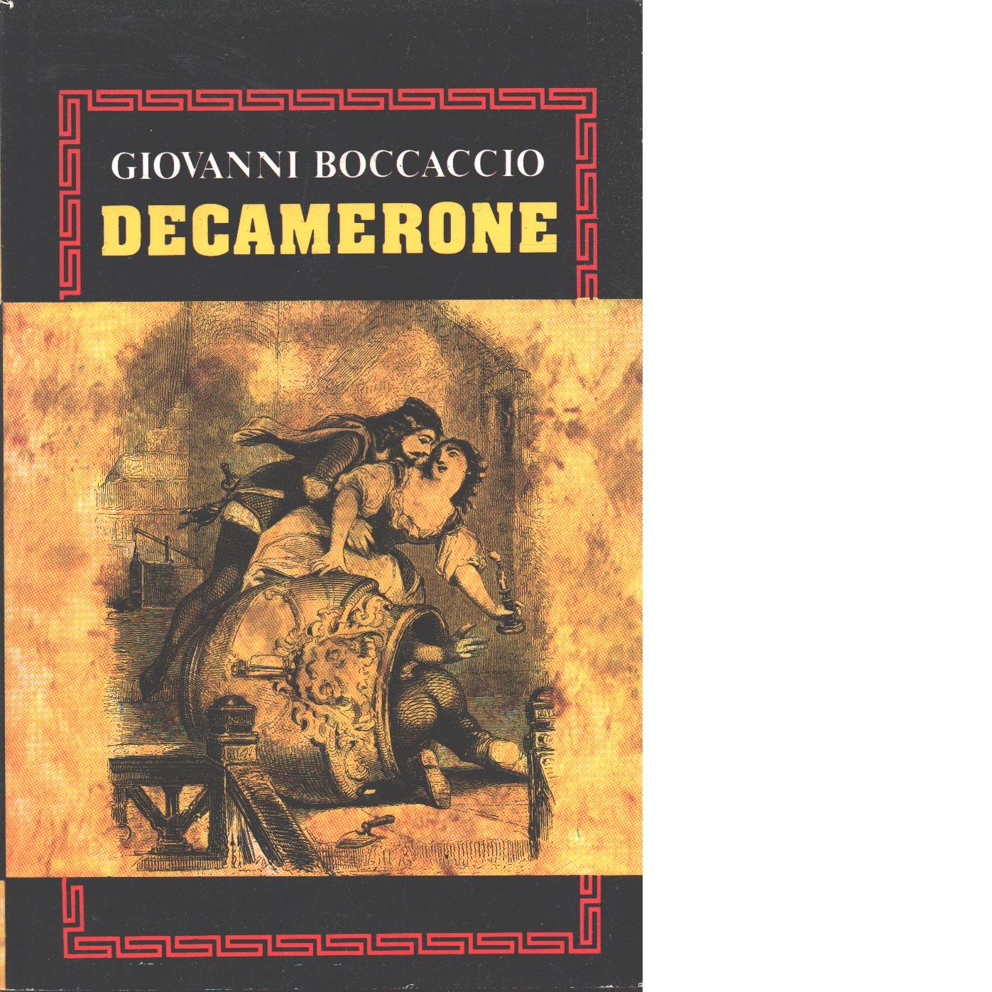 Decamerone - Boccaccio, Giovanni