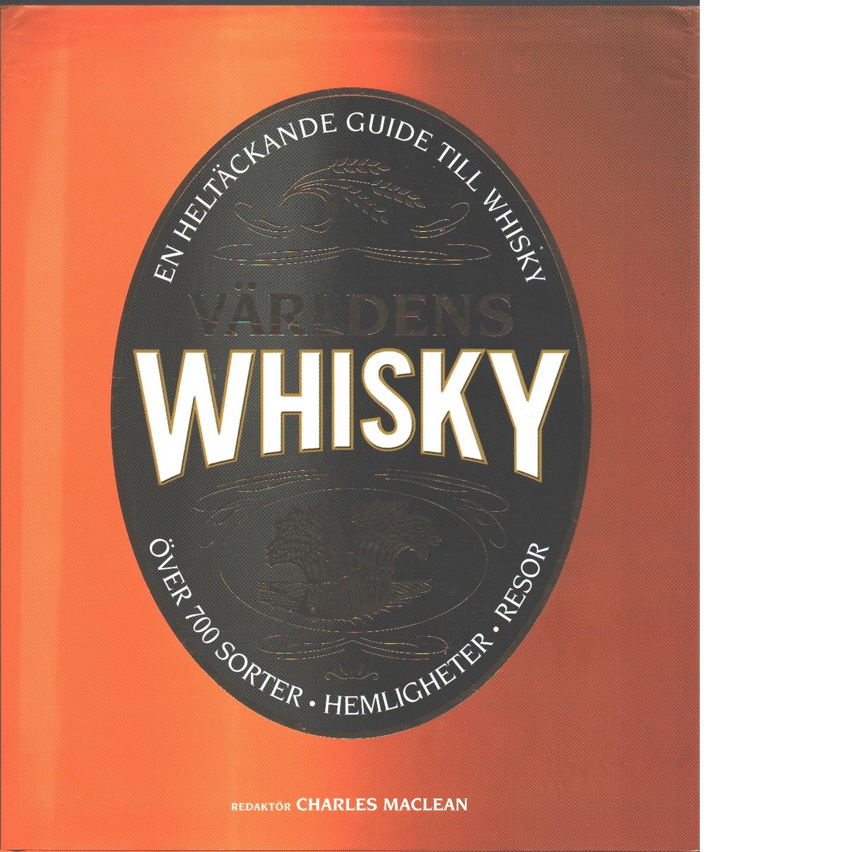 Världens whisky  - Broom, Dave