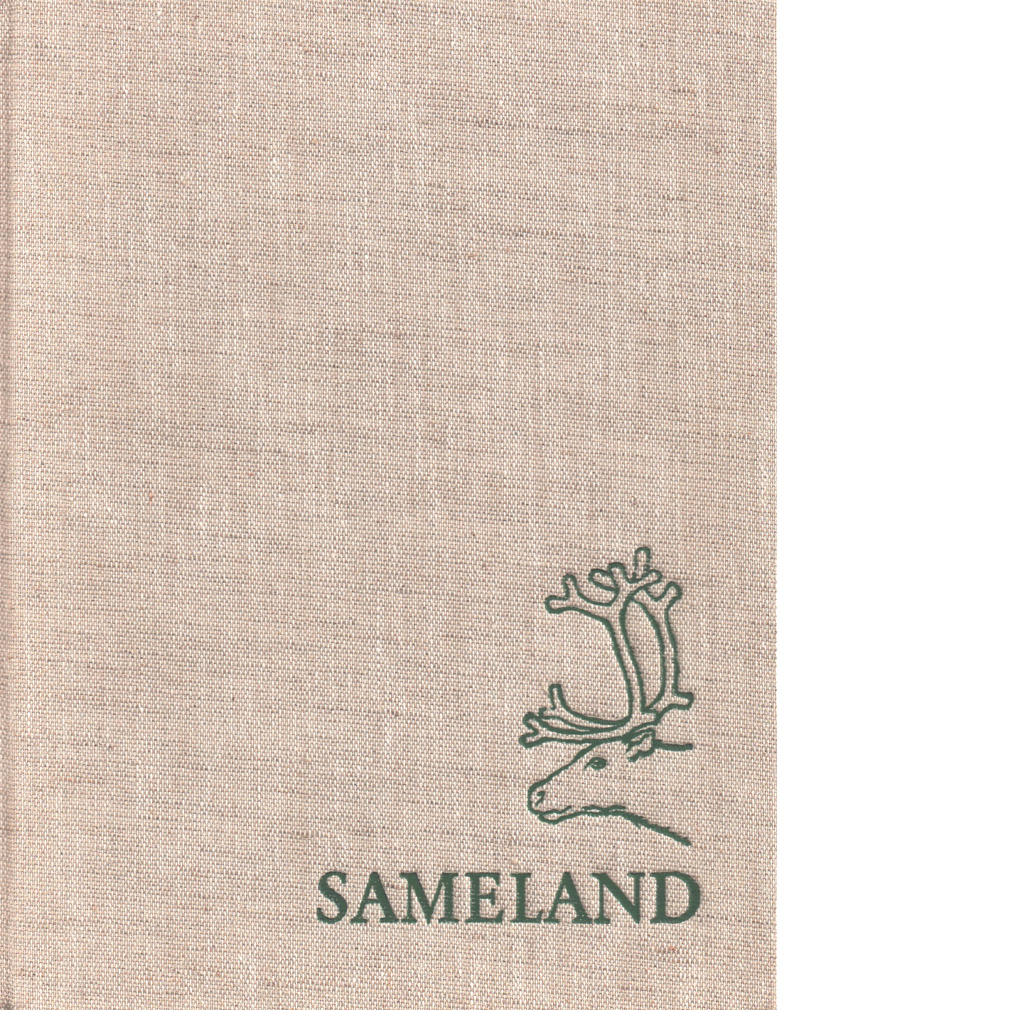 Sameland : samtliga fotografier av Gunnar Rönn - Rönn, Gunnar