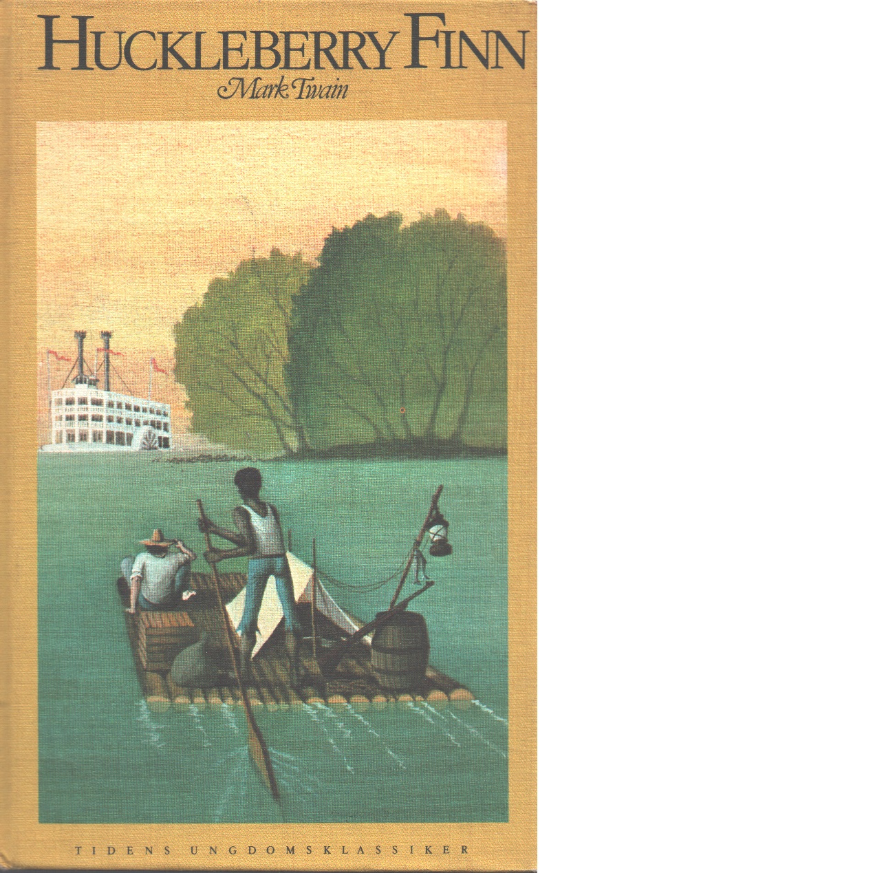 Huckleberry Finn - Twain, Mark