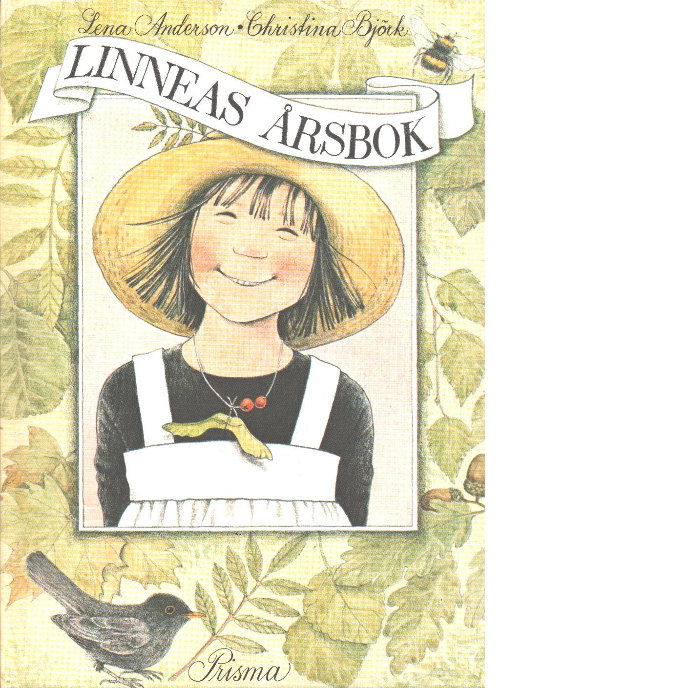 Linneas årsbok - Anderson, Lena och Björk, Christina