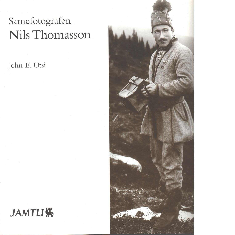 Samefotografen Nils Thomasson - Utsi, John Erling
