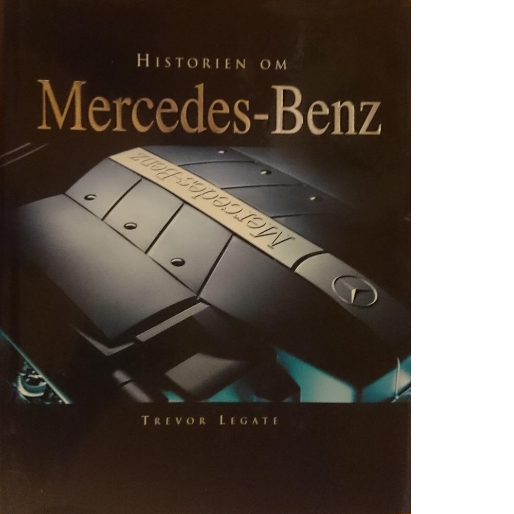 Historien om Mercedes-Benz - Legate, Trevor
